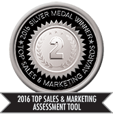 2016 Top Sales & Marketing Assessment Tool - Silver
