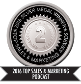 2016 Top Sales & Marketing Podcast - Silver
