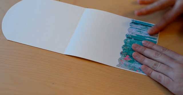 Cartolina dalla nipote