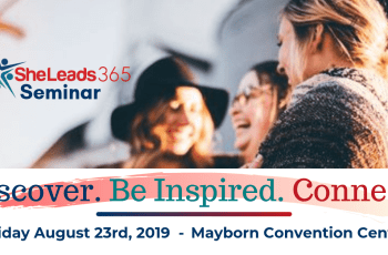 SheLeads365 Seminar Coming to Temple TX