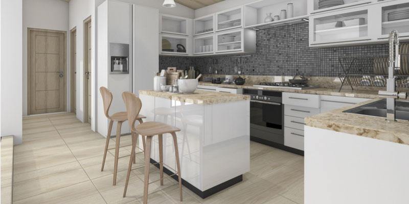 best kitchen floor tile kitchen