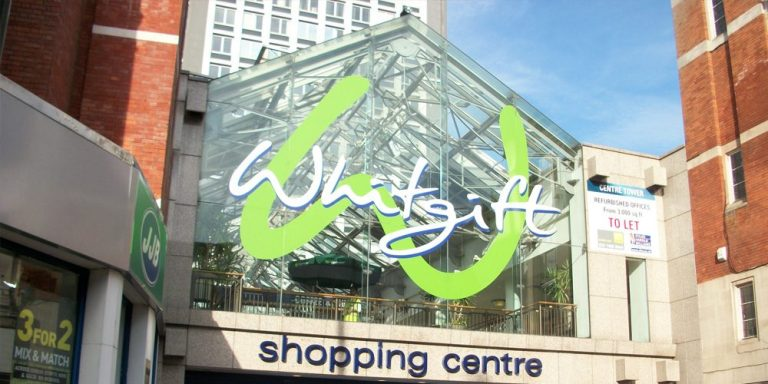Case Study: The Whitgift Shopping Centre