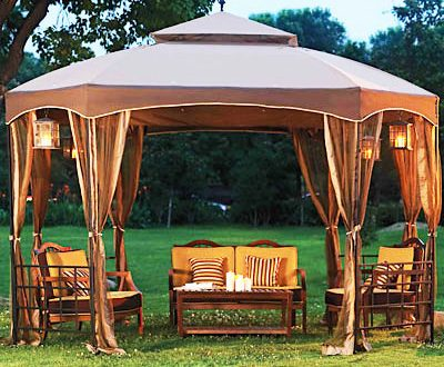 big lots gazebos for efficient and
