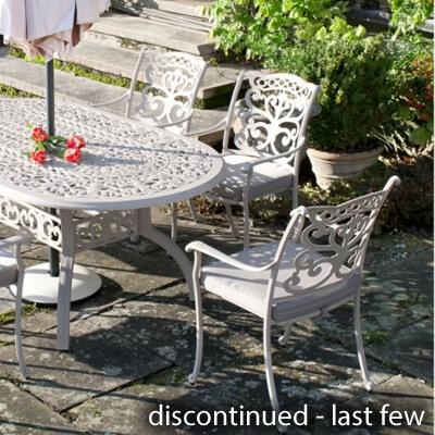affordable aluminium garden furniture