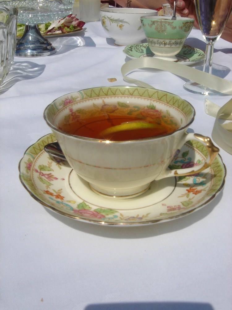 Top Secret Tea Parties goes live!