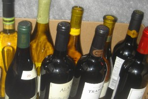 Wine bottles were secretly stored during prohibition
