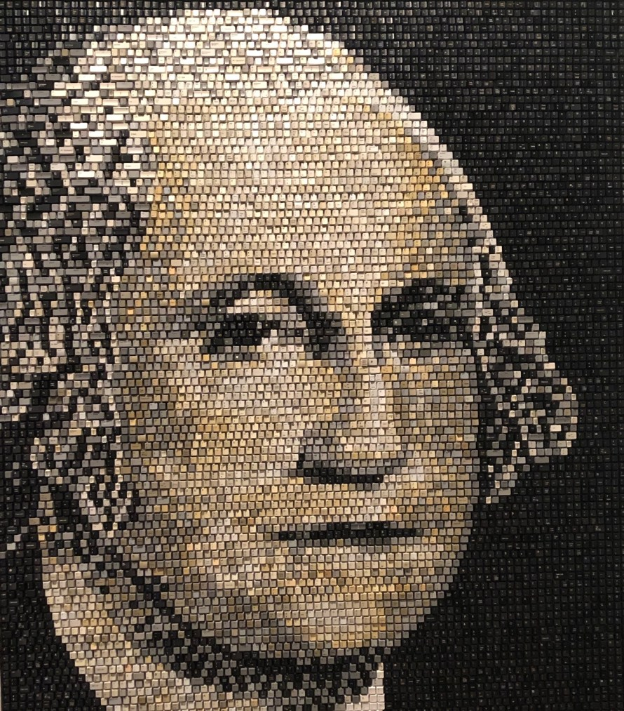 George Washington modern portrait