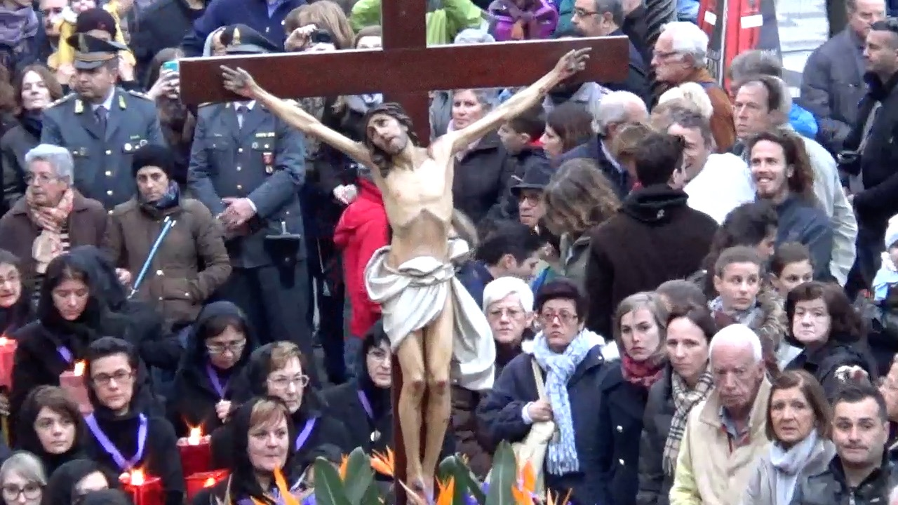 Good Friday in Italy