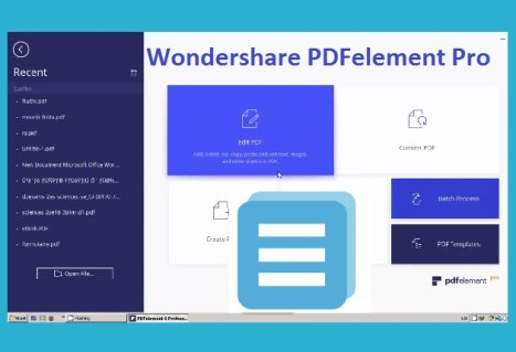 Wondershare PDFelement 6.8.8.4159