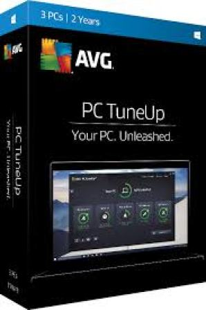 AVG PC TuneUp 2019 19.1.840 Crack With Keygen Free Download