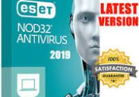 ESET NOD32 Antivirus Crack 12.1.34.0 With Keygen Free Download 2019