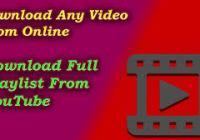 4K Video Downloader 4.8.0.2852 Crack With License Key Download 2019