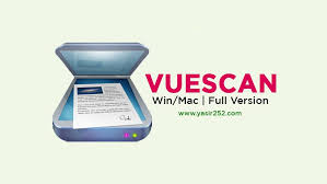 VueScan 9.6.44 Crack With Registration Code Free Download 2019