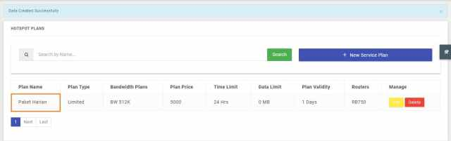 phpmixbill-hotspot-profile