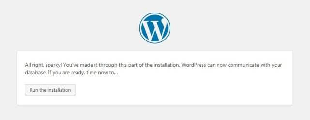 Tutorial Install WordPress pada XAMPP Windows7 - Step4-min