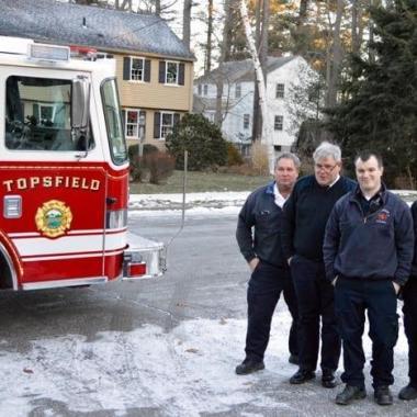 Topsfield Fire Department December Newsletter