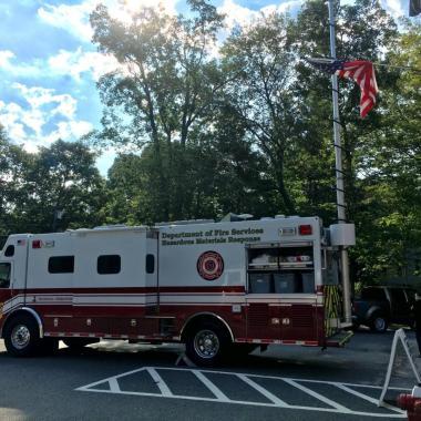 Firefighters Complete HAZMAT Training