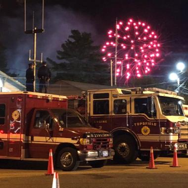 Topsfield Fire Rounds Out a Busy 200th Fair