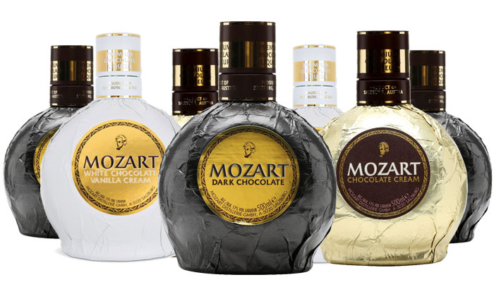 Mozart Chocolate Liqueurs – Ideal for Easter