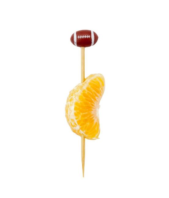 AFL Football food Skewer