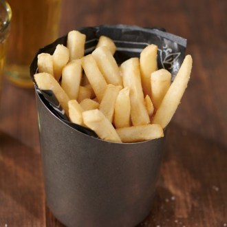 Vintage Stainless Steel Chip Cup