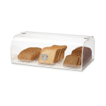Single Tier Bakery Case With Tray Divider