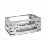 Warmer Reversible Burner Stand – Stainless Steel