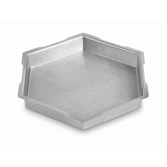 Ice Bath Small Honeycomb Stainless Steel