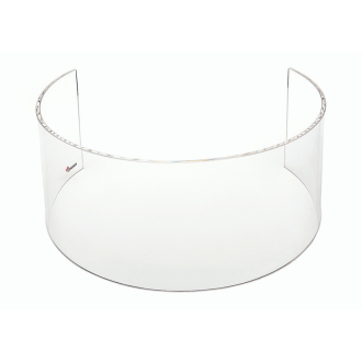 Clear Acrylic Windguard
