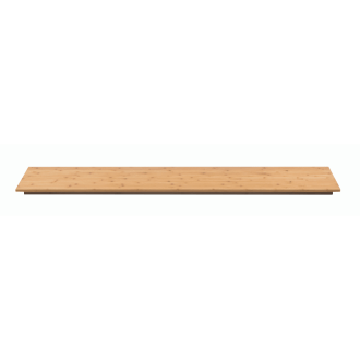 Extra Long Rectangle Bamboo surface for buffet station