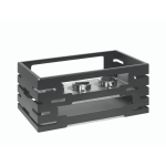 Warmer Reversible Burner Stand – Black Matte