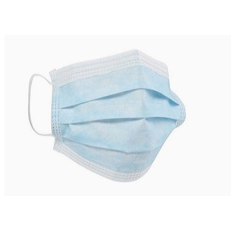 Surgical Face Mask, Level 2, Blue, Earloops – Carton/1000 (TGA Approved)