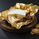 Gold Foil Food Wrap