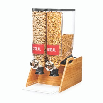 Rosseto PRO-BULK Bamboo TableTop Dispenser