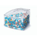 Clear Scoop Bin For Candy Buffet with Scoop 5.5 L