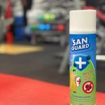 SanGuard Sanitiser Aerosol 500 ml (Pack of 12 / 10 cartons of 12)