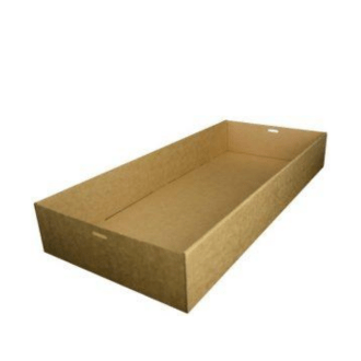 Rectangular Large Catering Tray