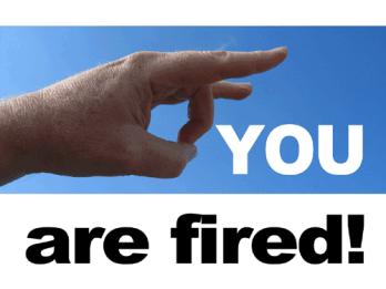 finger-flick fired