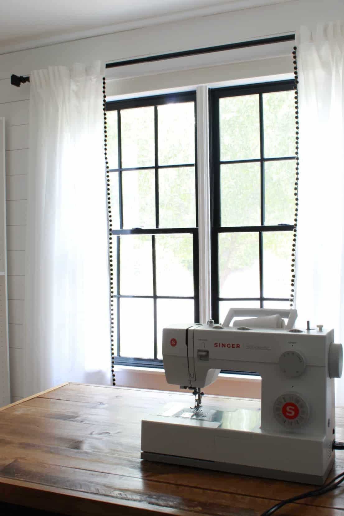 17 Images About Build Ikea Panel Curtain On Pinterest: DIY Farmhouse Ikea Curtains