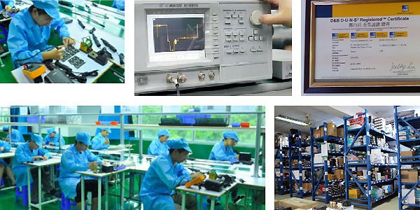 Topsonic Electronic Co., Ltd. Taiwan factory