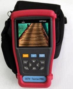 Analog CCTV Tester