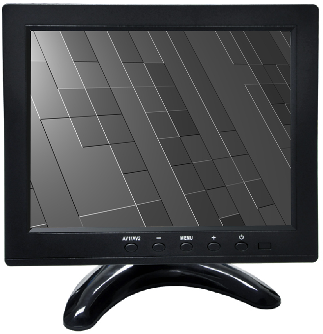 8 inch car monitor with HDMI input