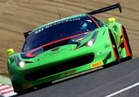 Norbert Siedler - Ferrari 458 Italia - © Olivier Beroud