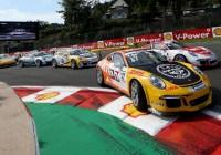Philipp Eng siegt auch in Spa © Porsche AG