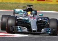 Lewis Hamilton dominierte das Qualifying © Daimler AG