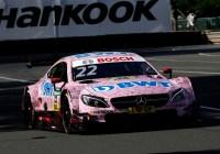 Lucas Auer im ersten Rennen ohne Punkte © DTM