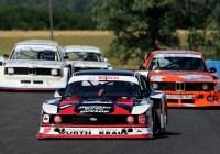 "Peter Mücke im 540 PS starken Ford ""Zakspeed"" Turbo Capri © Histo Cup"
