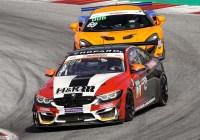 Michael Fischer/Claudia Hürtgen könnten die Sieger sein © ADAC Motorsport