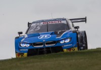 Philipp Eng im BMW M4 DTM © BMW Group