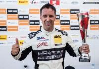 Vizemeister Harald Proczyk © ADAC Motorsport